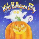 Kids' Halloween Party CD